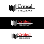 Critical Frequency Logo - Entry #16