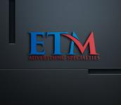 ETM Advertising Specialties Logo - Entry #112