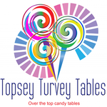 Topsey turvey tables Logo - Entry #57