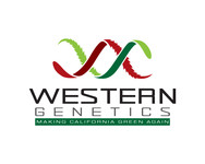 Western Genetics Logo - Entry #16