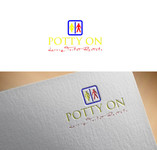 Potty On Luxury Toilet Rentals Logo - Entry #45
