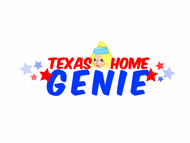 Texas Home Genie Logo - Entry #64