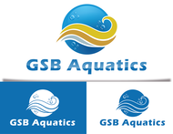GSB Aquatics Logo - Entry #1