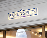 Baker & Eitas Financial Services Logo - Entry #470
