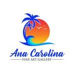 Ana Carolina Fine Art Gallery Logo - Entry #263