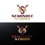 Seminole Sticks Logo - Entry #24