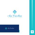 Ana Carolina Fine Art Gallery Logo - Entry #136