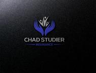Chad Studier Insurance Logo - Entry #203