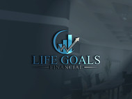 Life Goals Financial Logo - Entry #216