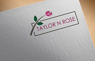 Taylor N Rose Logo - Entry #10