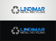 Lindimar Metal Recycling Logo - Entry #251