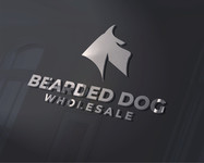 Bearded Dog Wholesale Logo - Entry #112