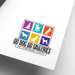Go Dog Go galleries Logo - Entry #7