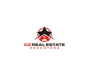 CZ Real Estate Rockstars Logo - Entry #41