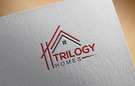 TRILOGY HOMES Logo - Entry #85