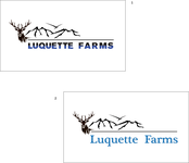 Luquette Farms Logo - Entry #141