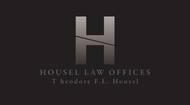 Housel Law Offices  : Theodore F.L. Housel Logo - Entry #50