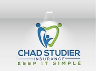 Chad Studier Insurance Logo - Entry #248