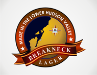 Breakneck Lager Logo - Entry #30