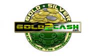 Gold2Cash Logo - Entry #49