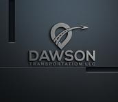 Dawson Transportation LLC. Logo - Entry #242