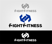 Fight Fitness Logo - Entry #136