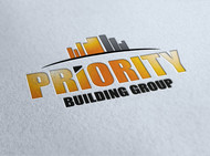 Priority Building Group Logo - Entry #109