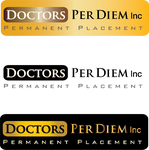 Doctors per Diem Inc Logo - Entry #5