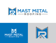 Mast Metal Roofing Logo - Entry #57