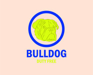Bulldog Duty Free Logo - Entry #70