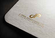 J. Pink Associates, Inc., Financial Advisors Logo - Entry #327