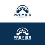 Premier Accounting Logo - Entry #260