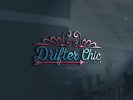 Drifter Chic Boutique Logo - Entry #255