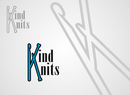 Kind Knits Logo - Entry #1