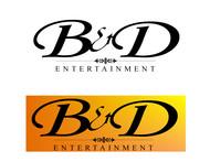 B&D Entertainment Logo - Entry #20
