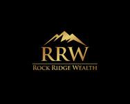 Rock Ridge Wealth Logo - Entry #479