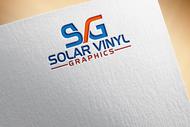 Solar Vinyl Graphics Logo - Entry #329