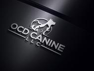 OCD Canine LLC Logo - Entry #44