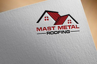 Mast Metal Roofing Logo - Entry #140