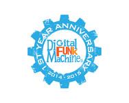 Digital Funk Machine Logo - Entry #22