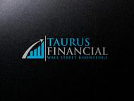 "Taurus Financial (or just ""Taurus"") Logo - Entry #295"