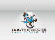 Boots and Birdies Logo - Entry #71
