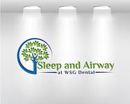 Sleep and Airway at WSG Dental Logo - Entry #328