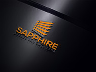 Sapphire Shades and Shutters Logo - Entry #20