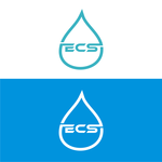 Elite Construction Services or ECS Logo - Entry #62