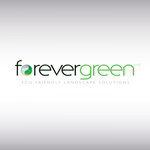 ForeverGreen Logo - Entry #86