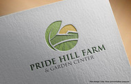 Pride Hill Farm & Garden Center Logo - Entry #41