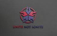Unite not Ignite Logo - Entry #103