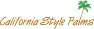 California Style Palms Logo - Entry #4