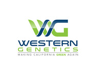 Western Genetics Logo - Entry #66